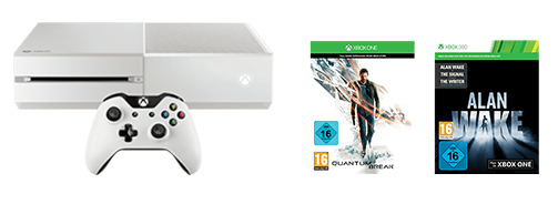 Xbox One Quantum Break Alan Wake(1)