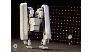Schaft (Google) dévoile un nouveau robot bipède à l'équilibre certain