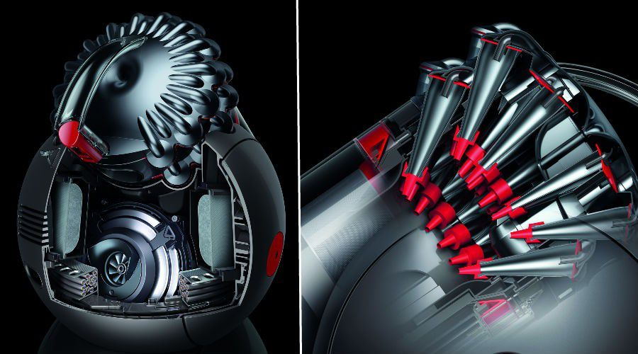 Actu aspirateur Dyson Big Ball