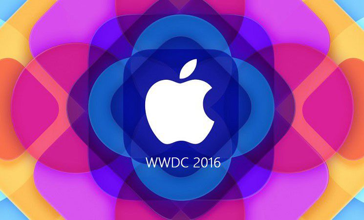 Apple wwdc 2016 logo