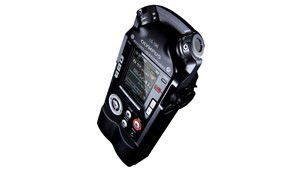 Prise en main de l'enregistreur Olympus LS-100