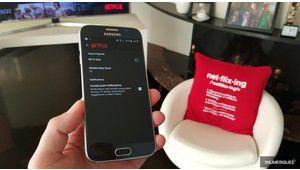 Netflix peut désormais ne plus pomper toute votre enveloppe 3G/4G