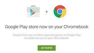 [MàJ] Google I/O – Officiel: le Play Store débarque sur Chrome OS