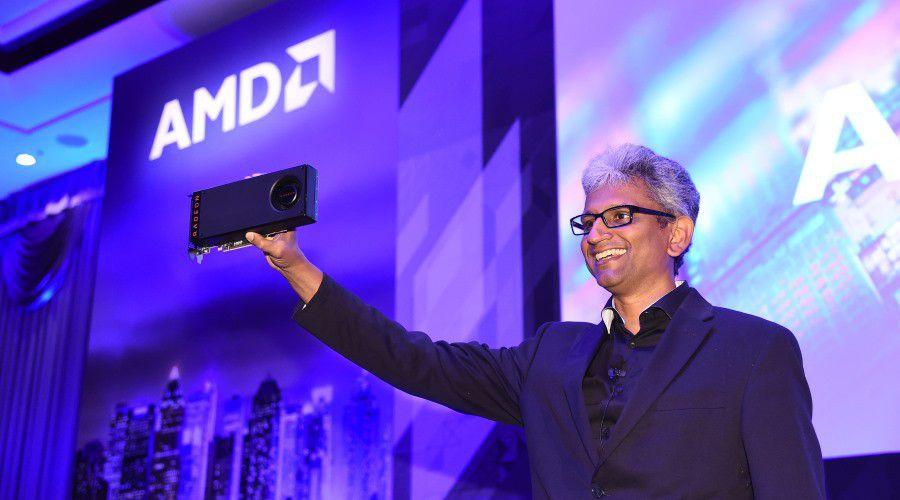 AMD Radeon RX480 Raja Koduri