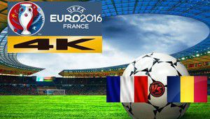 L'Euro 2016 en Ultra HD : c'est possible !