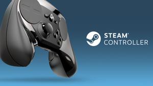Valve a écoulé 500000 manettes de jeu Steam Controller