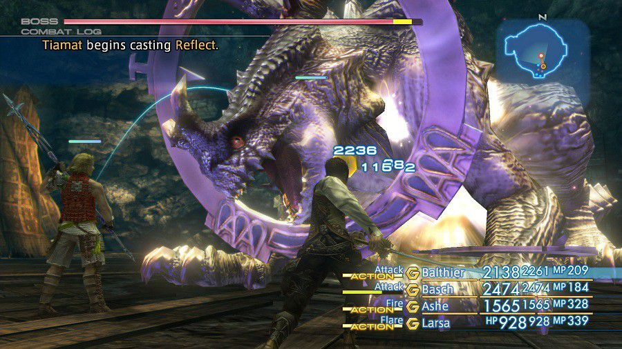 Final fantasy xii the zodiac age screenshot 02
