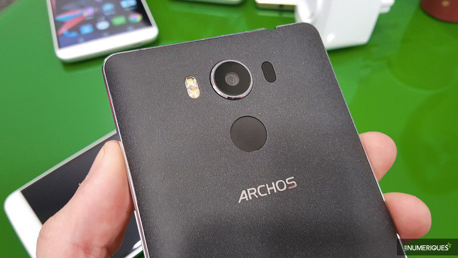 Archos diamond 2 plus dos