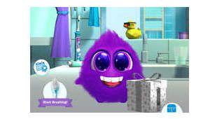 Brosse à dents connectée Sonicare for Kids: prise en main vidéo