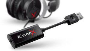 Creative lance sa carte son Sound BlasterX G1