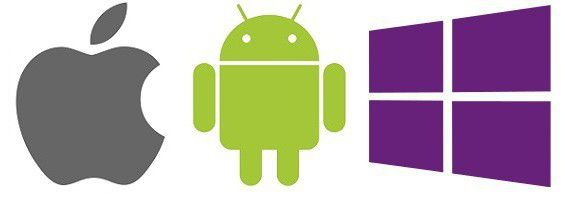 Android iOS Windows Phone(1)