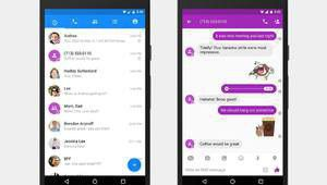 Facebook repart à l'assaut des SMS avec Messenger