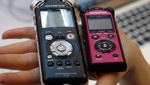 LS-P2: notre prise en main de l'enregistreur très compact d'Olympus