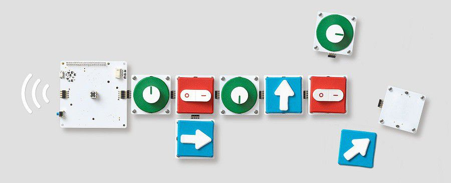 Google Project Bloks 900