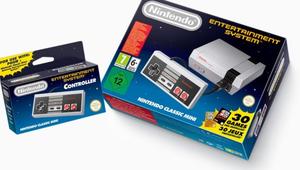 La Nintendo NES Classic Mini en précommande à partir de 59,99€