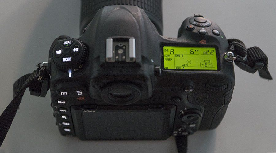 Nikon D500 ISO touches r%C3%A9tro%C3%A9clair%C3%A9es