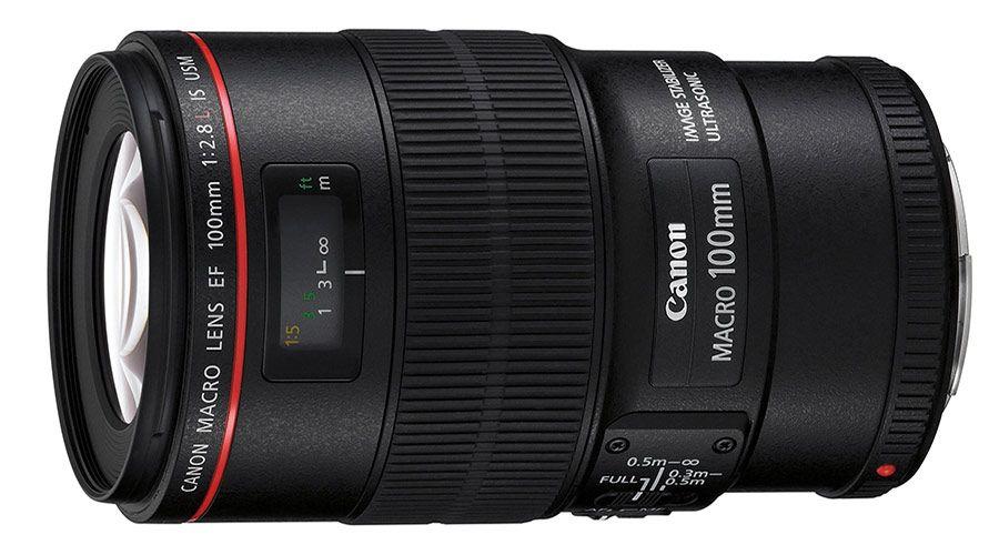 Canon 3554B002 EF 100mm f 2 8L Macro 647011