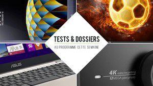 7 jours de tests – LG X Cam, Asus UX303U, téléviseur TCL U55S7906