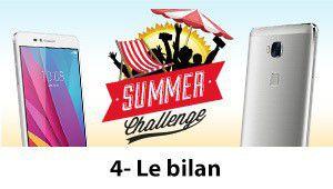Summer Challenge Honor 5X: un bilan flatteur
