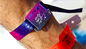 Festival de musique d'été: on a testé le mode de paiement cashless