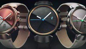 IFA 2016 – Asus présente la Zenwatch 3 à écran circulaire