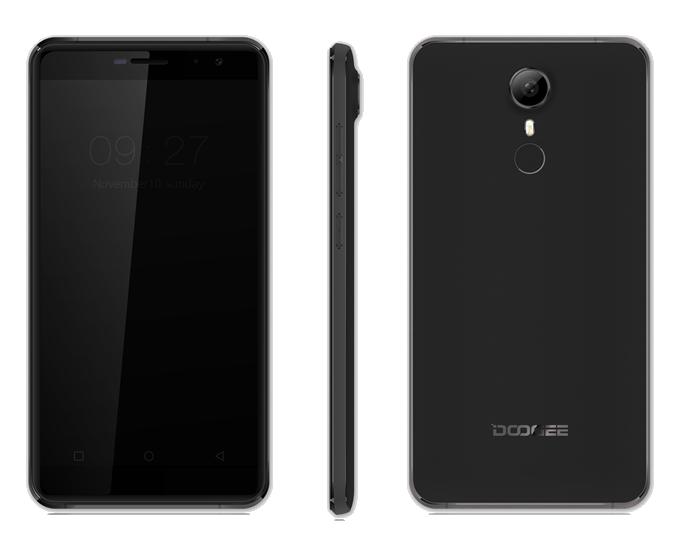 Doogee F7Pro Noir