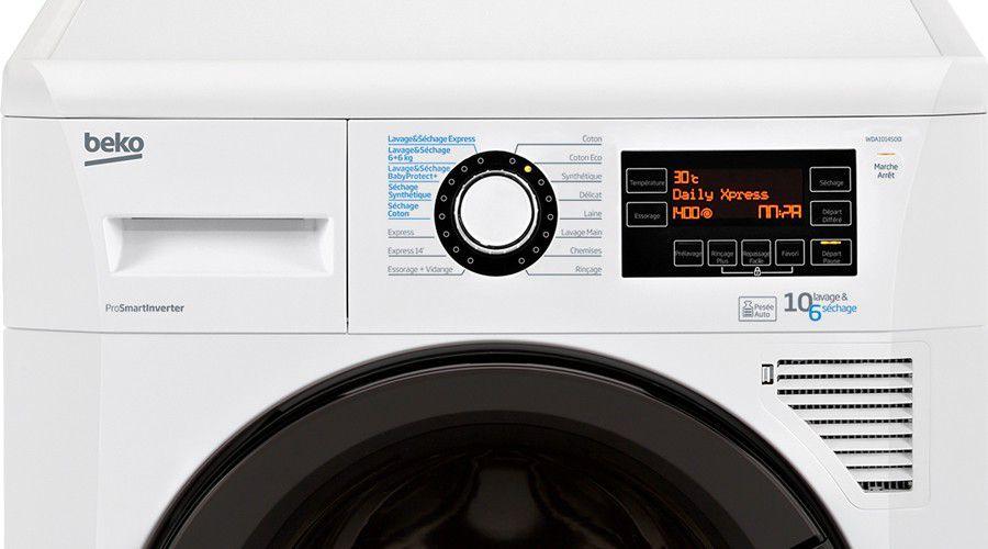 beko d laisse la condensation par eau sur sa nouvelle lavante s chante. Black Bedroom Furniture Sets. Home Design Ideas