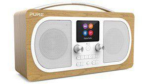 Pure fait évoluer sa gamme de radios numériques Evoke