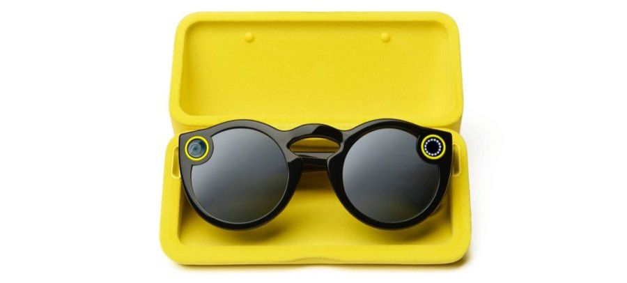 Snap spectacles box
