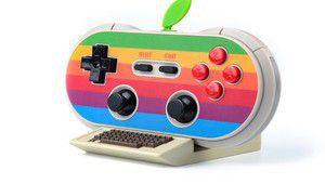 8Bitdo AP40: une manette Bluetooth compatible avec l'Apple II