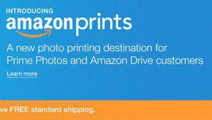 Amazon se met à l'impression de photos avec Prints