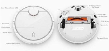 Xiaomi sort un aspirateur robot à prix serré doté d'un