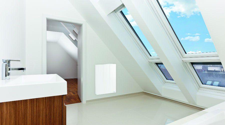 sauter lance deux nouveaux radiateurs connect s les num riques. Black Bedroom Furniture Sets. Home Design Ideas