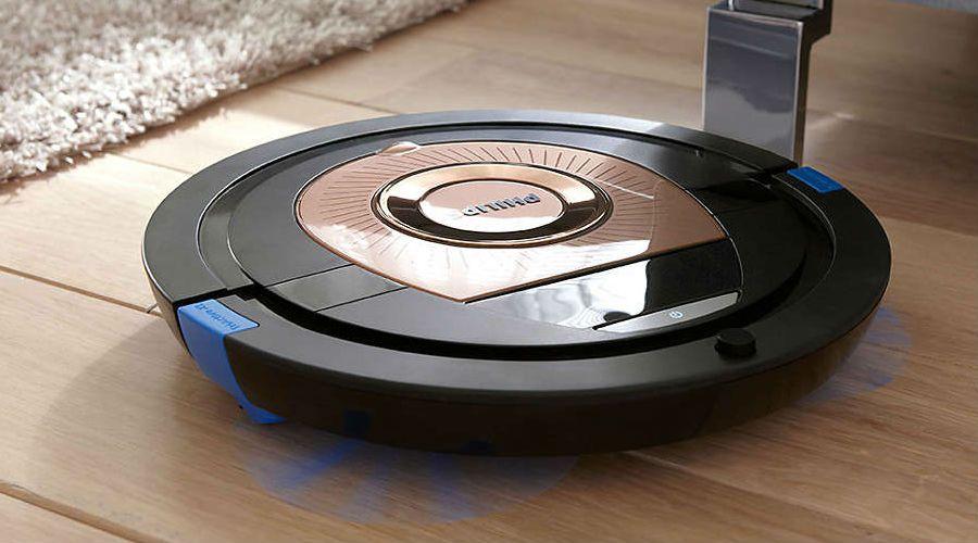 Actu Philips smartPro passage sous meuble