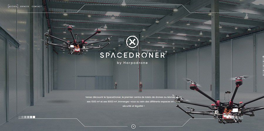 Spacedrone