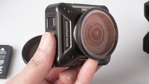La Nikon KeyMission 360 est enfin arrivée à la rédaction!