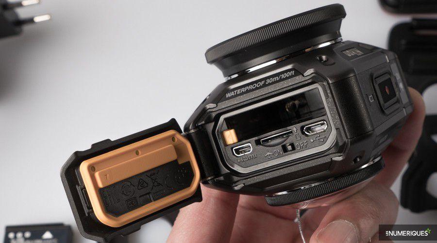 Nikon keymission360 unboxing lesnumeriques 7