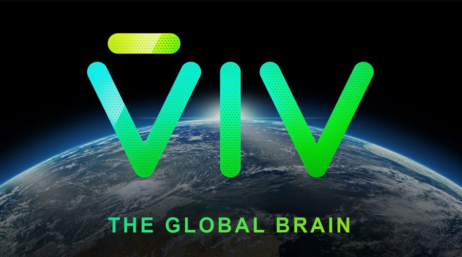 Samsung viv labs logo