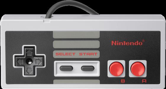 Nintendo NES Classic Mini manette