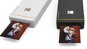 Deux nouvelles petites imprimantes photo Kodak