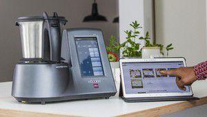 Le robot cuiseur Cook'in de Guy Demarle devient lui aussi connecté