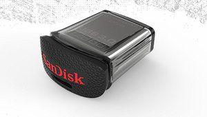 Cyber Days – Mini clés USB SanDisk Ultra Fit à prix réduits