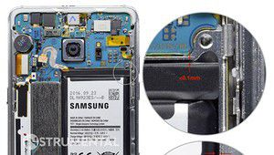 Galaxy Note 7: une batterie à l'étroit et un design