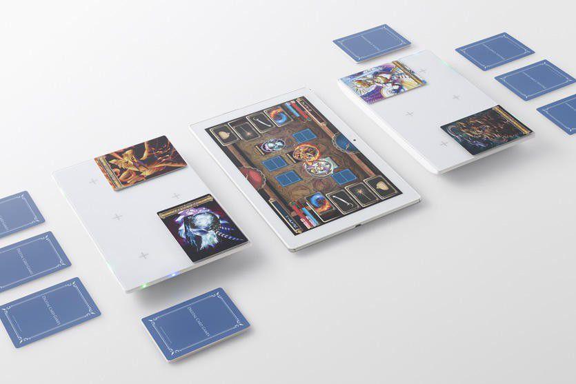 Sony ForwardWorks jeu de cartes