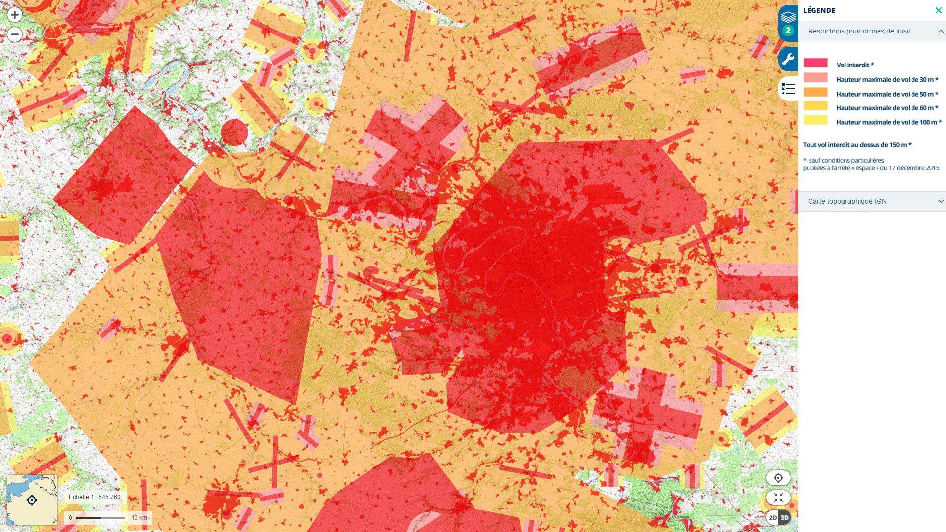 Carte Belgique Hd.Une Carte Pour Faire Voler Son Drone Sans Craindre L Amende Les