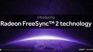 CES 2017 – AMD passe la seconde avec FreeSync 2, compatible HDR