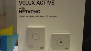 CES 2017 – Netatmo rend intelligentes les fenêtres de toit Velux