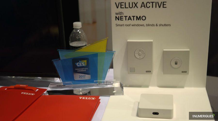 Velux with netatmo