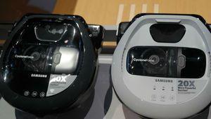 CES 2017 – Samsung affine ses nouveaux aspirateurs-robots PowerBot