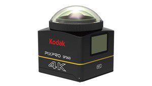 Soldes 2017 – Action-cam Kodak SP3604K à 199€